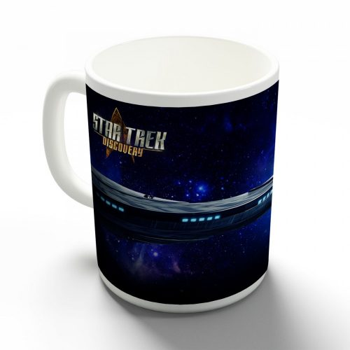 Star Trek Discovery bögre