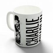 Chaplin bögre