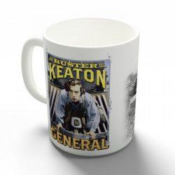 Buster Keaton bögre