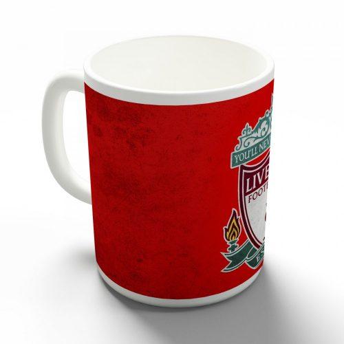 Liverpool FC bögre
