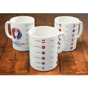 Magyar csapat - Euro 2016 F csoport bögre