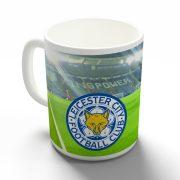 Leicester City bögre