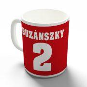 Buzánszky mez bögre
