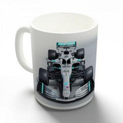 Lewis Hamilton bögre