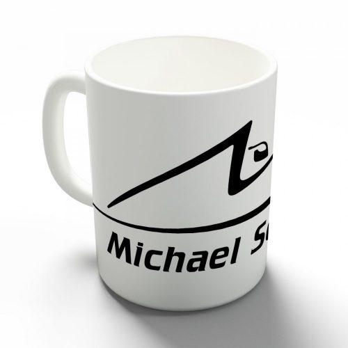 Michael Scumacher bögre
