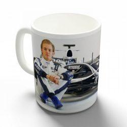 Nico Rosberg bögre