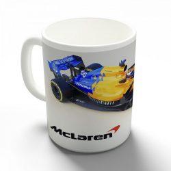 McLaren bögre