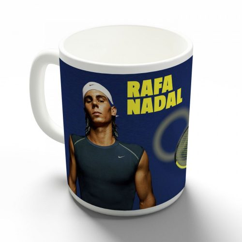 Rafael Nadal bögre