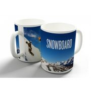 Snowboard bögre