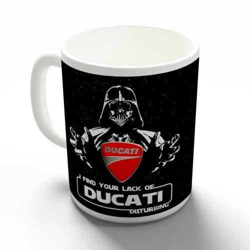 Ducati Vader bögre
