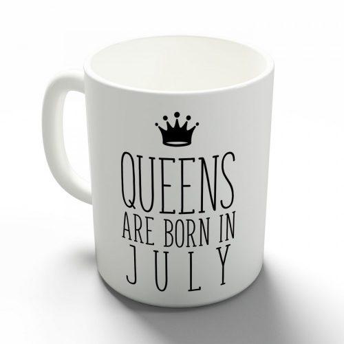 Queens are born in July - júliusi hercegnők