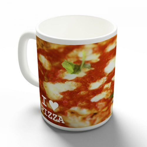 Pizza bögre