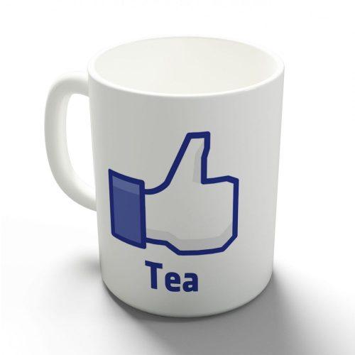 Like Tea - Dislike Kávé bögre