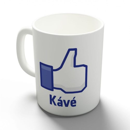 Dislike Tea - Like Kávé bögre