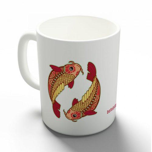 A halak tulajdonságai bögre