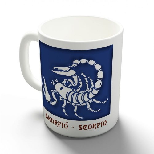 Asztrobögre férfiaknak - Skorpió