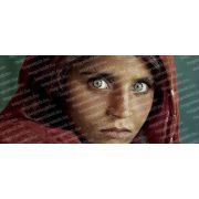Afgán lány (Sharbat Gula) bögre
