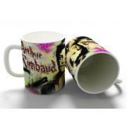Arthur Rimbaud bögre