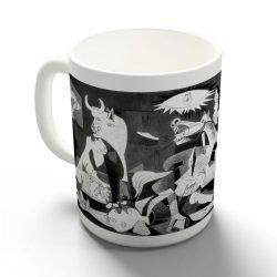 Picasso: Guernica bögre