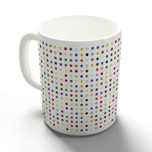 Lovely Dots - Színes pöttyök bögre