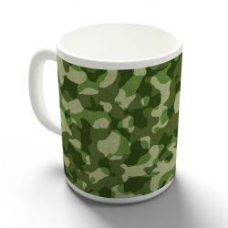 Camouflage - Bújj el a világ elől bögre