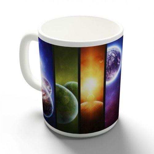 Bolygók bögre