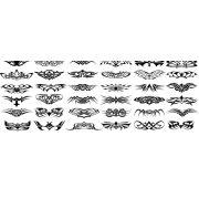 Törzsi tetoválás bögre