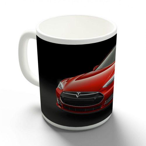 Tesla bögre