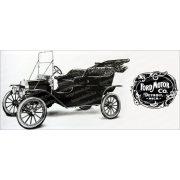Ford T-modell bögre
