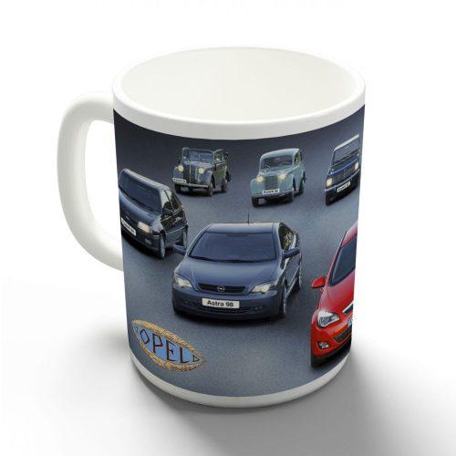 Opel bögre