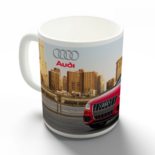 Audi bögre