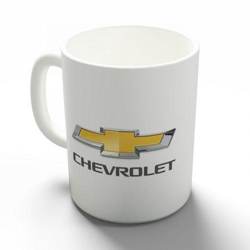Chevrolet bögre