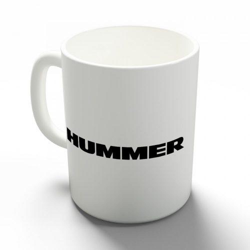 Hummer bögre