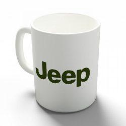 Jeep bögre