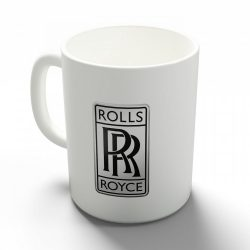 Rolls-Royce bögre