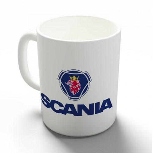 Scania Trucks bögre
