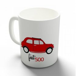 Fiat 500 Nuova bögre