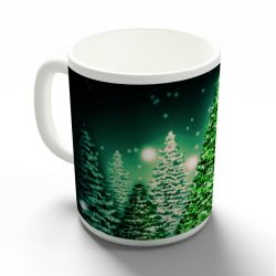 Karácsonyfa bögre