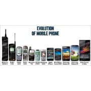 Mobiltelefon fejlődéstörténet bögre