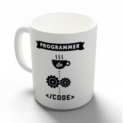 Programnyelv bögre