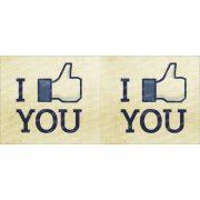 I Like You bögre