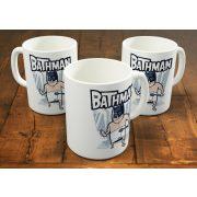 Batman - Bathman fürdőszoba bögre