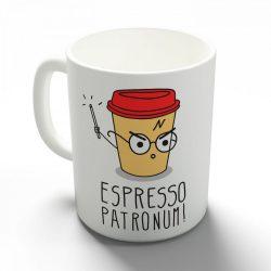 Espresso Patronum! bögre