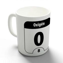 Oxigén, Magnézium bögre