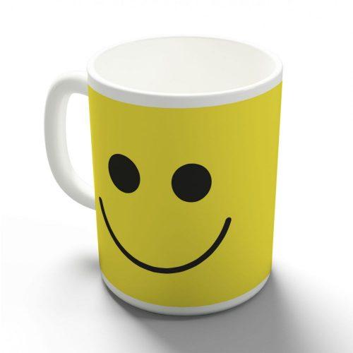 Smiley bögre