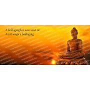 Buddha idézet bögre