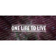 Egyszer élsz! bögre