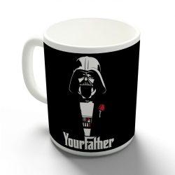 Don Darth Vader bögre