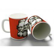 Marx, Engels, Lenin bögre