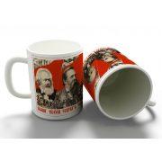 Marx, Engels, Lenin, Sztálin bögre